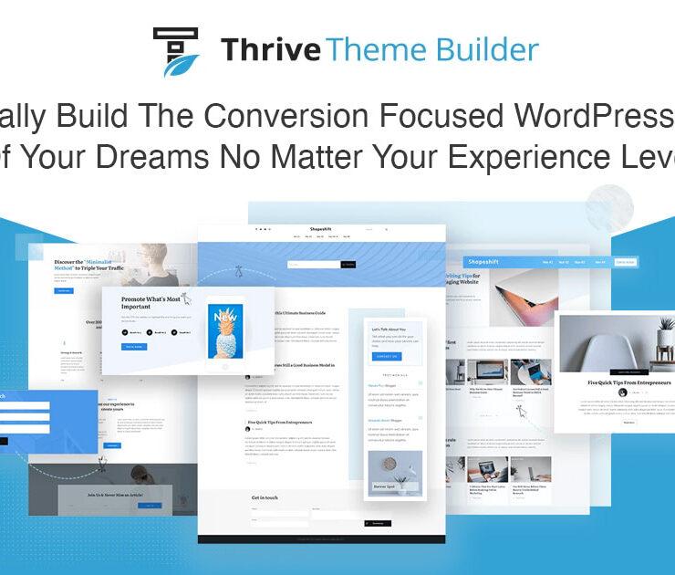 Thrive Theme Builder Gratis